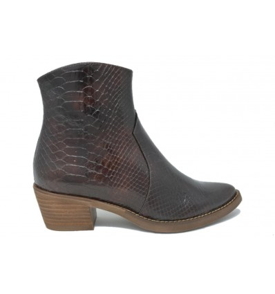 Botin cowboy Zapatonee 7008M