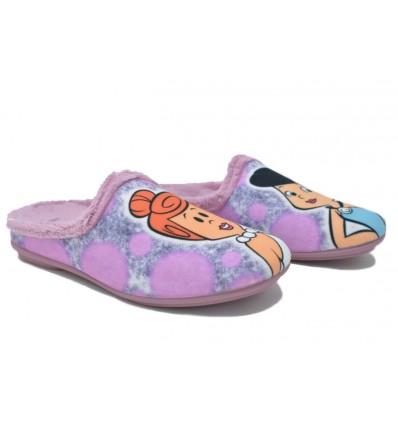 Zapatillas de casa Vulca-Bicha 1374